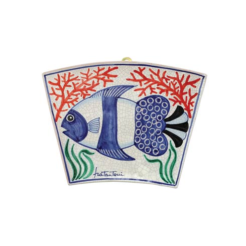 $144.00 Fish Wall Plaque