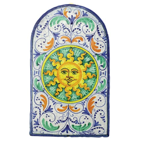$249.00 Dome Sun Wall Plaque
