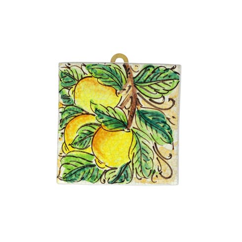 $84.00 First Stones Lemons Wall Plaque