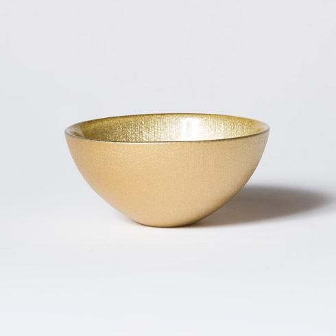 Gold Small Bowl
