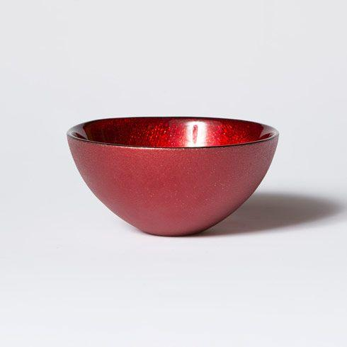 Red Small Bowl