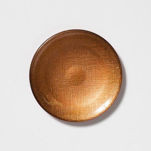 Copper Canape Plate