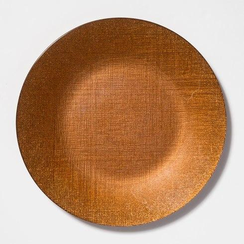 Copper Service Plate/Charger