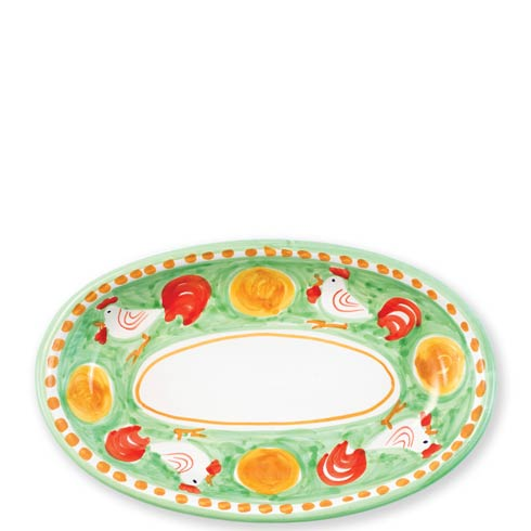 $86.00 Small Oval Tray