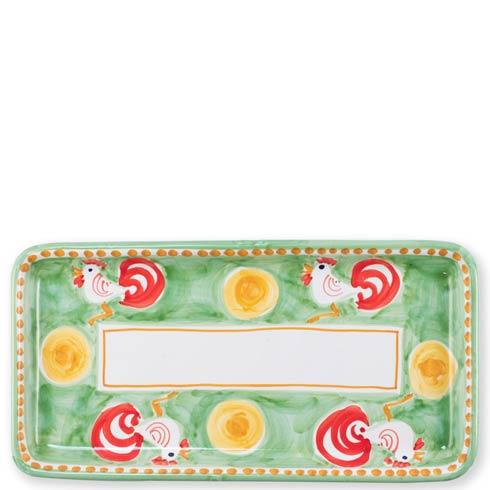 VIETRI Campagna Gallina Rectangular Platter $189.00
