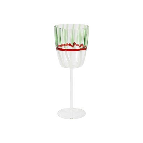 $80.00 Garland Wine Glass