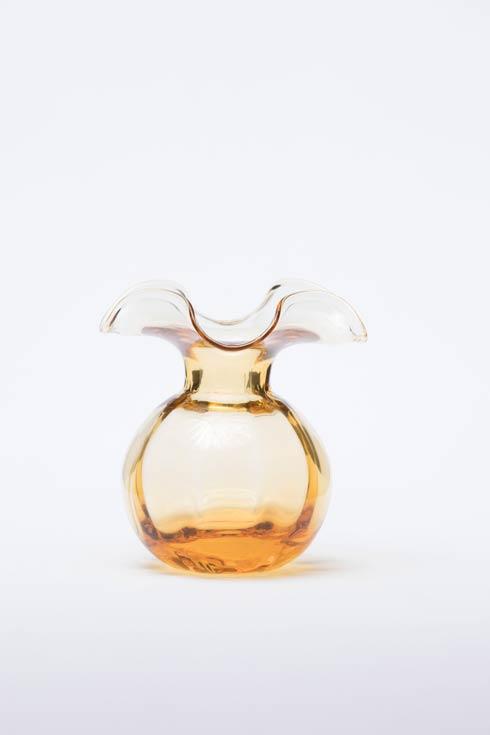$40.00 Amber Bud Vase