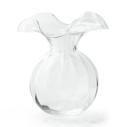 VIETRI  Hibiscus Medium Fluted Vase $110.00