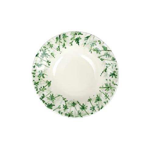VIETRI  Erbe Parsley Shallow Serving Bowl $139.00