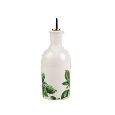 VIETRI  Erbe Basil Olive Oil Bottle $69.00