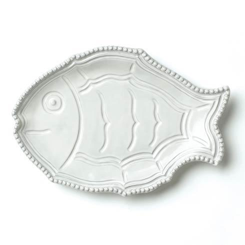 Vietri Incanto Mare Baroque Medium Fish-Shaped Platter $83.00