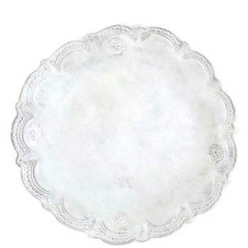VIETRI Incanto White Lace Dinner Plate $50.00