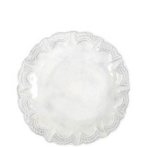 VIETRI Incanto White Lace Salad Plate $44.00