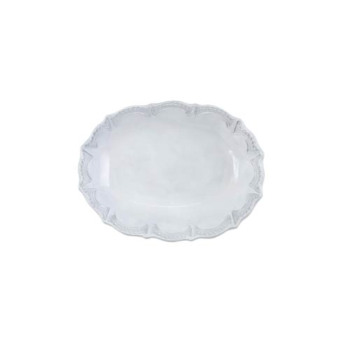 $74.00 Lace Small Oval Serving Bowl