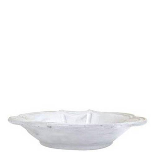 VIETRI Incanto White Baroque Pasta Bowl $46.00