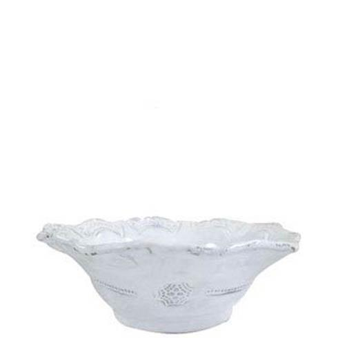 Vietri Incanto White Lace Cereal Bowl $44.00