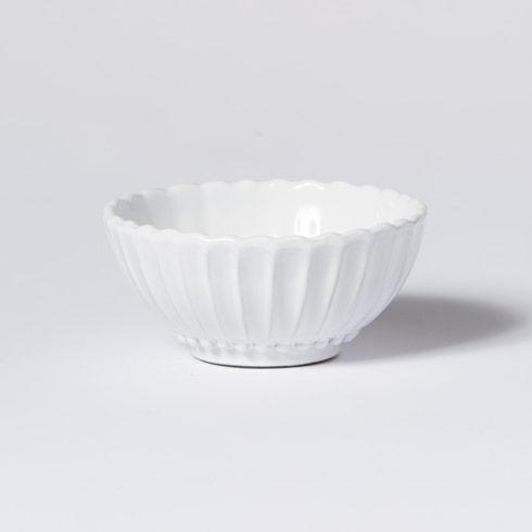 VIETRI Incanto White Stripe Small Bowl $29.00