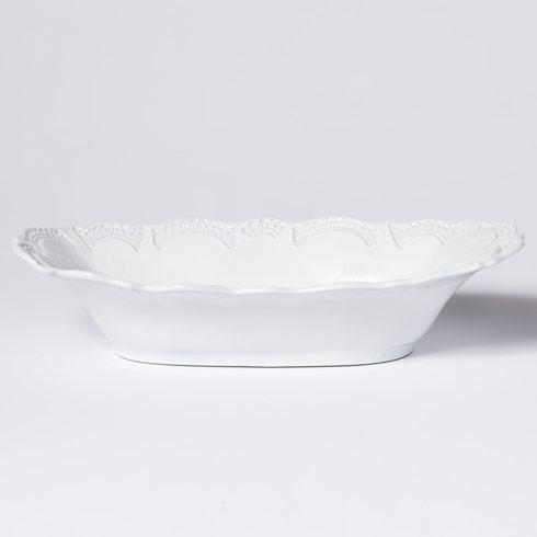 Vietri Incanto White Lace Large Au Gratin $98.00
