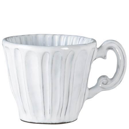 VIETRI Incanto White Stripe Mug $43.00