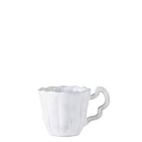 VIETRI Incanto White Scallop Mug $43.00