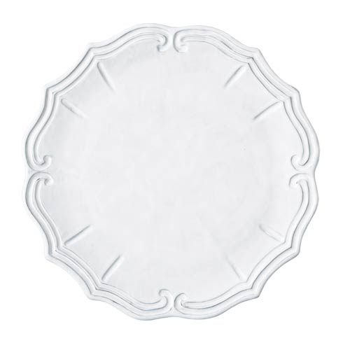 $87.00 Baroque Service Plate/Charger