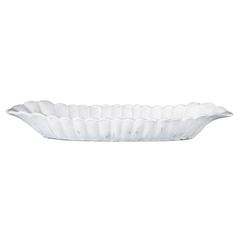 VIETRI Incanto Scallop Bread Server $112.00
