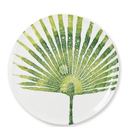 $40.00 Palm Leaf Dinner Plate