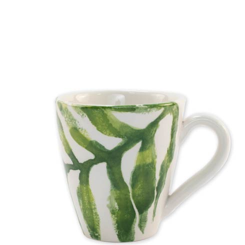 $38.00 Into the Jungle Arica Palm Leaf Mug