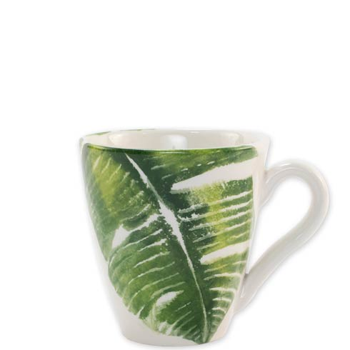 $38.00 Into the Jungle Banana Leaf Mug