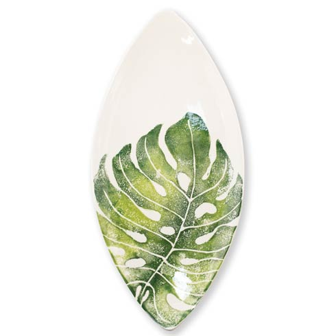 $108.00 Into the Jungle Medium Pointed Platter