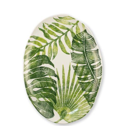$117.00 Into the Jungle Medium Oval Platter