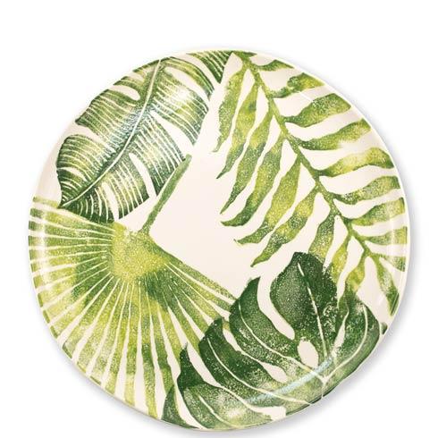 VIETRI  Into The Jungle Multi-Leaf Round Platter $136.00