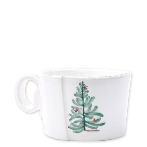 VIETRI Lastra Holiday Jumbo Cup $49.00