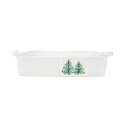 $219.00 Lastra Holiday Large Square Baker