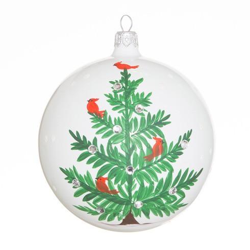 Vietri Lastra Holiday Tree Ornament $38.00