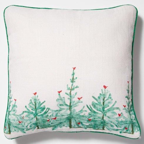 Vietri Lastra Holiday Square Pillow $40.00