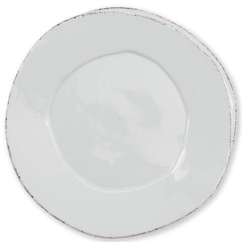 VIETRI Lastra Light Gray Dinner Plate $40.00
