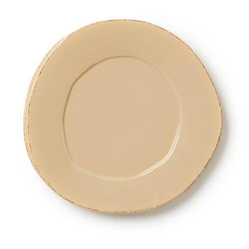 Vietri Lastra Cappuccino Salad Plate $36.00