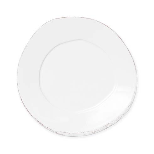 Vietri Lastra Linen Linen Salad Plate $36.00