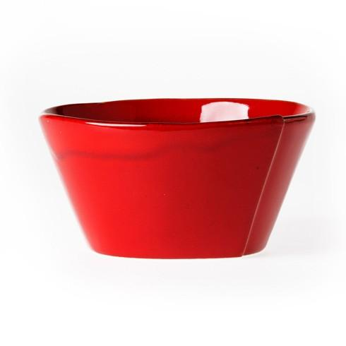 Vietri Lastra Red Stacking Cereal Bowl $36.00