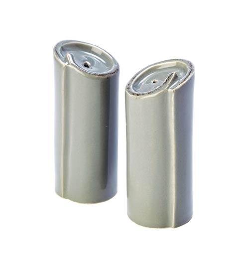 Vietri Lastra Gray Salt and Pepper Set $57.00