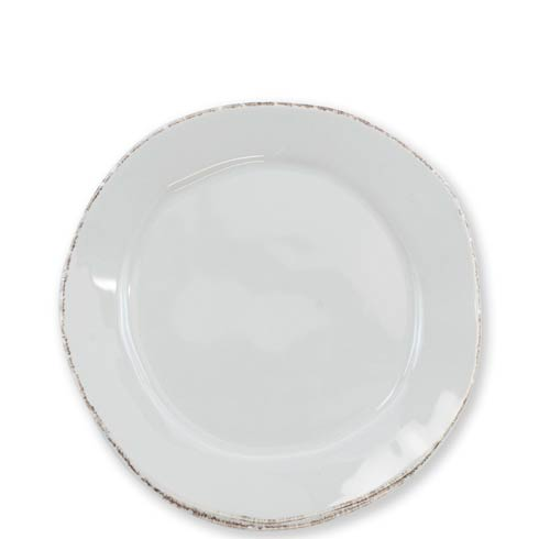 VIETRI Lastra Light Gray Canape Plate $22.00