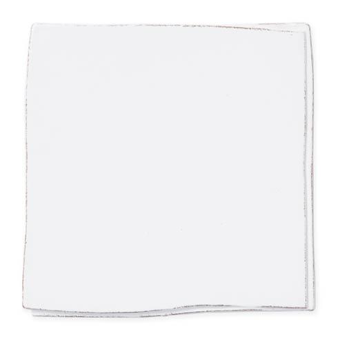 Vietri Lastra White White Trivet $40.00