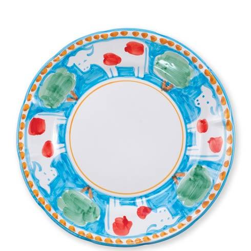VIETRI Campagna Mucca Dinner Plate $42.00