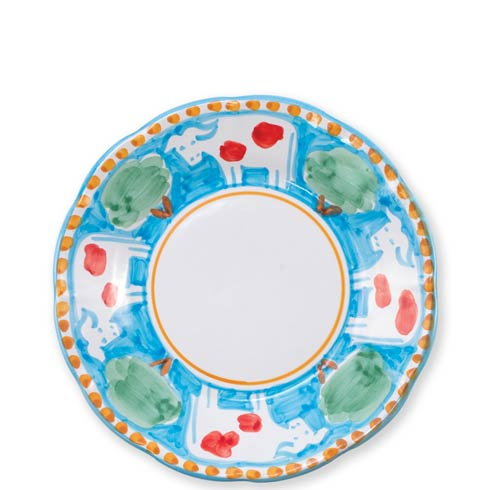 Vietri Campagna Mucca Salad Plate $38.00