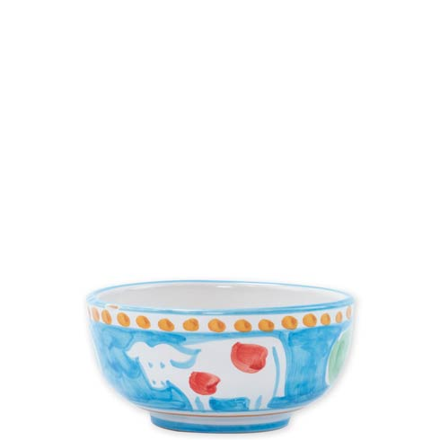 VIETRI Campagna Mucca Cereal/Soup Bowl $38.00