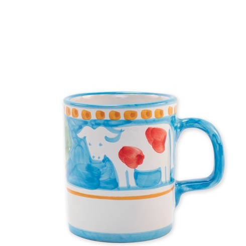 VIETRI Campagna Mucca Mug $40.00