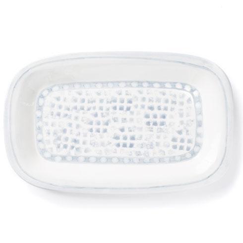 Vietri  Mosaico Blu Rectangular Platter $80.00