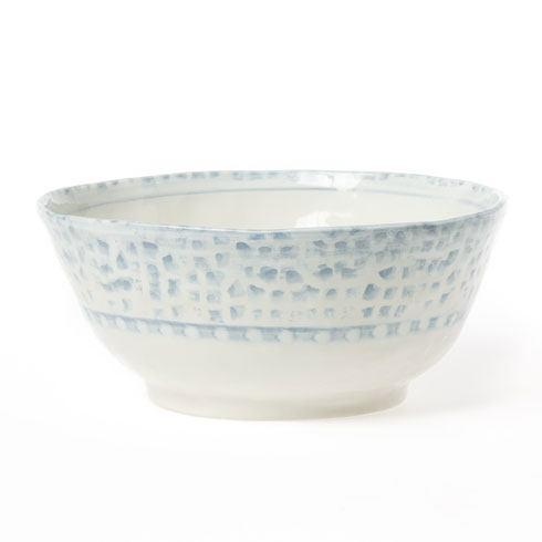 Vietri  Mosaico Blu Deep Serving Bowl $138.00