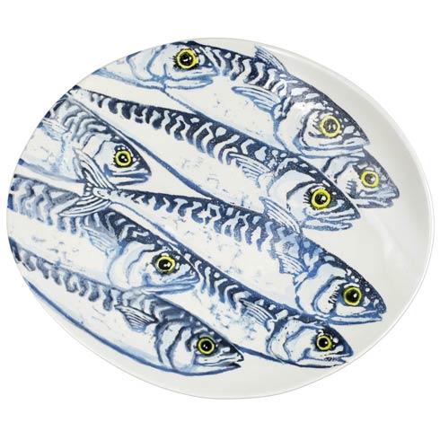 VIETRI  Maccarello Medium Oval Platter $134.00